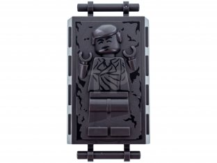 Main image for LEGO Block with Handles and Han Solo in Carbonite Pattern