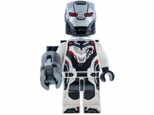 Main image for LEGO War Machine - White Jumpsuit with Shooter