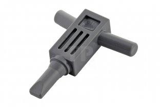 Main image for LEGO Minifig, Utensil Tool Motor Hammer (Jackhammer)