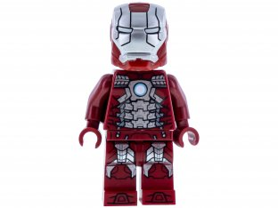 Main image for LEGO Iron Man with Mark 5 Armor