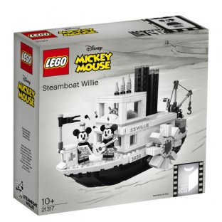 Main image for LEGO Steamboat Willie