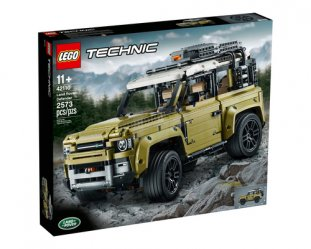 Main image for LEGO Land Rover Defender