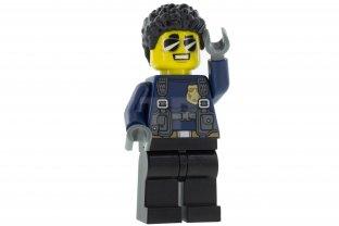 Main image for LEGO Police Officer - Duke DeTain