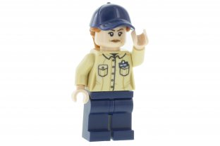 Main image for LEGO Park Worker, Female