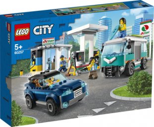 Main image for LEGO Service Station