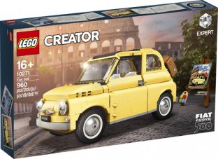 Main image for LEGO Fiat 500