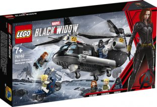 Main image for LEGO Black Widow's Helicopter Chase