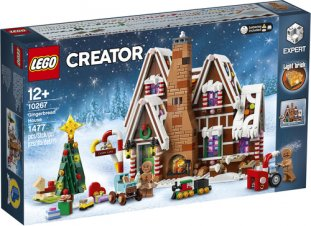 Main image for LEGO Gingerbread House