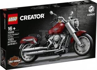 Main image for LEGO Harley-Davidson Fat Boy