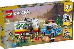 Main image for LEGO Caravan Family Holiday