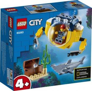Main image for LEGO Oceaan Mini-Duikboot
