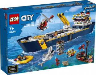 Main image for LEGO Ocean Exploration Ship