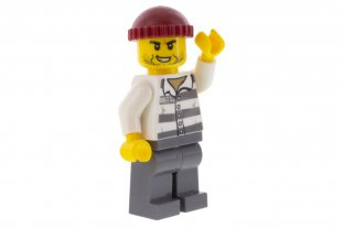 Main image for LEGO Police - Jail Prisoner 86753