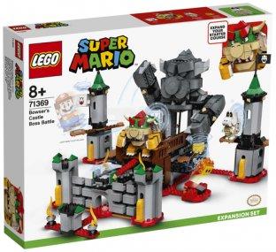 Main image for LEGO Bowser's Castle Boss Battle Expansion Set
