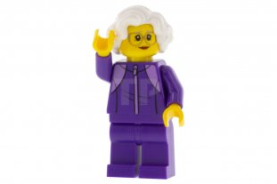 Main image for LEGO Plane Passenger - Grandmother