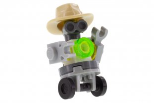 Main image for LEGO Friends Zobo the Robot, Farmer