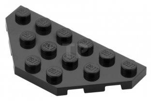 LEGO Parts Pieces ~ Wedge Plate 3 x 6 Cut Corners ~ Part# 2419