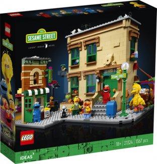 Main image for LEGO 123 Sesame Street