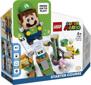 Main image for LEGO Avonturen met Luigi startset