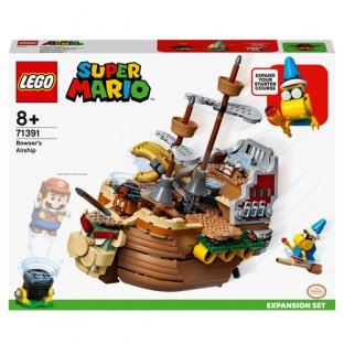 Main image for LEGO Uitbreidingsset: Bowser Luchtschip