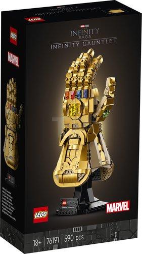 Main image for LEGO Infinity Gauntlet