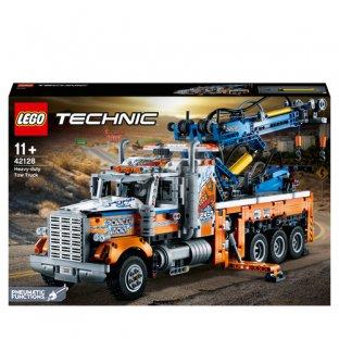 Main image for LEGO Heavy-Duty Tow Truck
