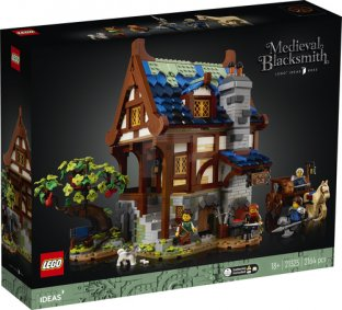 Main image for LEGO Medieval Blacksmith