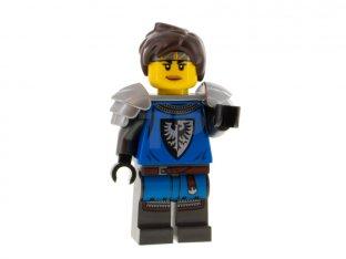 Main image for LEGO Black Falcon, Female, Pearl Dark Gray Armor