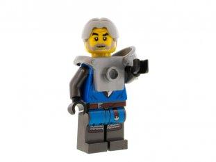 Main image for LEGO Black Falcon, Male, Pearl Dark Gray Armor