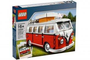 Main image for LEGO Volkswagen T1 Camper Van