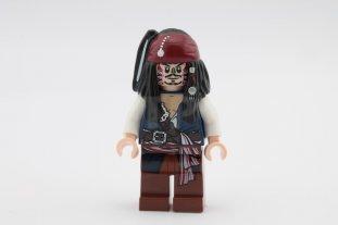 poc010 Jack Sparrow Cannibal LEGO Bau- & Konstruktionsspielzeug LEGO Pirates of the Caribbean LEGO Minifiguren