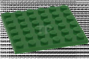 LEGO Bau- & Konstruktionsspielzeug Baukästen & Konstruktion Lego  Platte 6 x 6