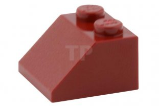 20 NEW LEGO Slope 45 2 x 2 Trans-Dark Blue