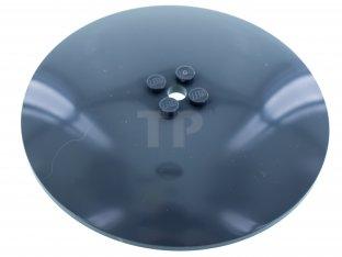 10 NEW LEGO Dish 2 x 2 Inverted Radar Light Bluish Gray
