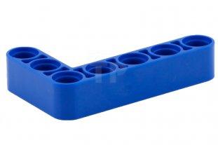 10x Lego Technic BLUE Liftarm 3 x 5 Wide 32526 technology 3x5 L Shape 4158923