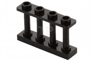 main image for Fence Spindled 1 x 4 x 2 with 4 Studs