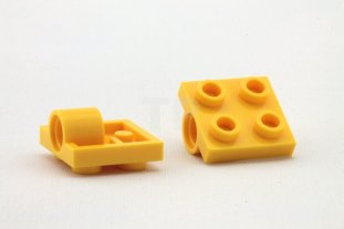 NEW LEGO Part Number 2444 in Bright Yellow