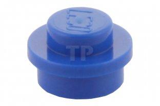 LEGO® Trans Orange Plate Round 1 x 1 Design ID 4073