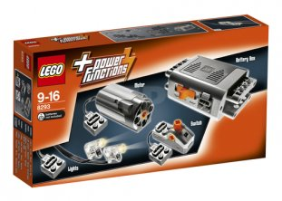 Main image for LEGO Power Functions Motor Set
