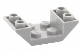 LEGO Slope Brick 45 4 x 4 Red Réf 30182 Set 6423//6477//6464