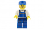 Plumber - Minifig only