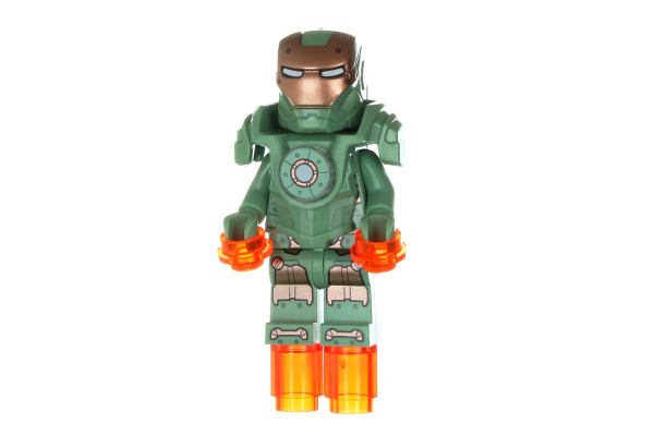 Space Galaxy Squad Hero Diver Good Man Minifigure Space Lego